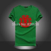 Fashion element t shirt Casual wear short sleeve Element men t-shirts Summer plain shirts Various colors and sizes hot sale