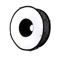 Ring Softbox For SpeedLite Flash 45cm Foldable Easy-fold Soft box for Canon Nikon Pentax Metz Olympus Speedlight