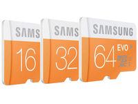 for Samsung EVO Transflash Micro SD 64GB Class 10 SDXC Memory Card 64GB 32gb 16gb 8gb 64G MicroSD +TF card adapter