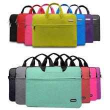 Nylon laptop bag for men WOMEN notebook bag for 14 15 inch computer bag LAPTOP Messenger handbag bolsa case notebook
