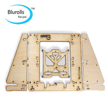 Prusa mini i3 3D printer basswood frame housing, laser cut free shipping