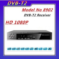 HD 1080P DVB-T2 TV Set-top Box Digital Terrestrial Receiver with USB &HDMI Interface Support MPEG4 / H.264