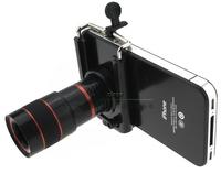 New Generation Fix in Phone Single Focus Zoom Monocular Telescope Sports Hunting Concert Spotting Scope Phone Peering Telescope