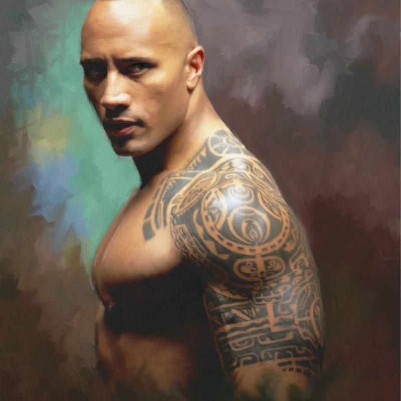 Tatuaje roca tiendas de la línea más grande del mundo tatuaje roca ...