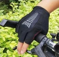 mountain bike half finger gloves cycling equipment breathable slip gloves