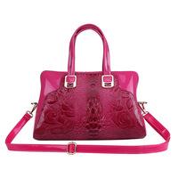 2014 new High Quality Women's Crocodile Shoulder bags famous Designer Women Leather handbags Bolsas Women messenger bags Tote