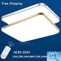 2014 Modern led ceiling light Home Livingroom Bedroom led Ceiling Lamps Energy-saving Free Shipping