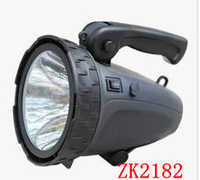 ZK2182 led flashlight round the clock 1000 meters long-range searchlight import 10W outdoor flashlight hunting