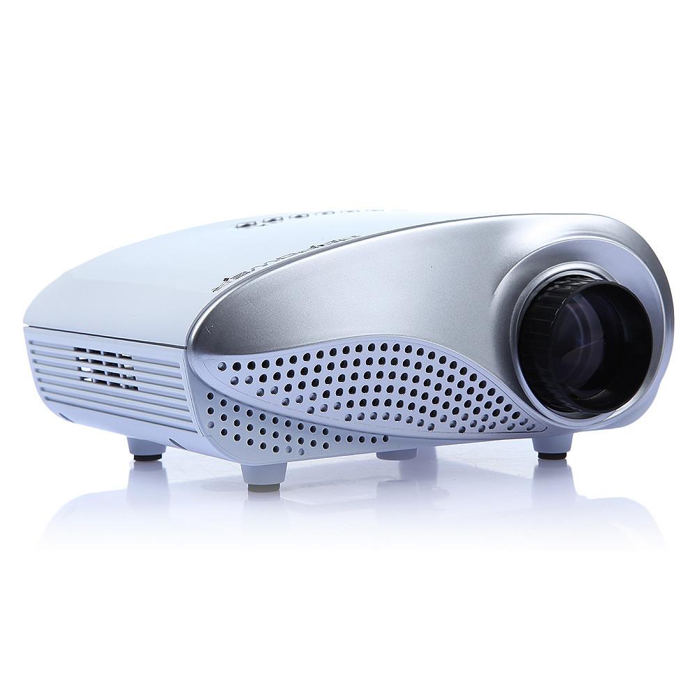 Sale!!! Mini 1080P HD npoektop LED Portable Projector Home Cinema Support AV TV VGA HDMI Video Games forXBOX ,PS3 Free shipping(China (Mainland))