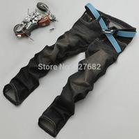 Jeans 2014 Men's Fashion Big Sale Autumn Factory Outlet High Quality Gentleman True Leisure 28-38 Cotton Sports Winter Pants