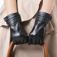Женские перчатки из кожи UMWIN 100% 1014-14