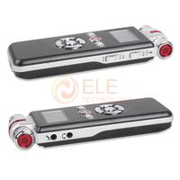 New Mini audio recorder usb Dictaphone Digital voice recorder 8GB Multi-function MP3 Player Speaker Long distance recording