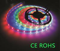 High Brightness 1003 60leds/m 18w/m 4M magic LED Strip light SMD5050 DC5V.Epistar LED Chip.IP67