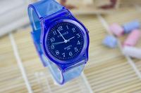Retro Famous Fashion Quartz Clock Plastic Sports Children Watch Multicolor Dress Watches Casual Wristwatch Free shipping