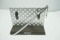 LOL weapon the unforgiven Yasou long sword delicate craft sword key chain LOL19
