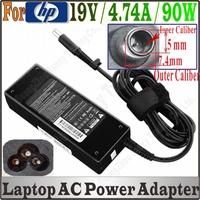 NEW N113 19V 4.74A 7.4*5.0mm Laptop Charger AC Adapter Supply For hp pavilion DV3 DV4 DV5 DV6 G3000 G5000 G6000 G7000 PROM5