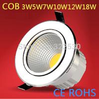 Hot Sales LED 3W COB Spotlights.Led Light.85-260VAC.CE ROHS