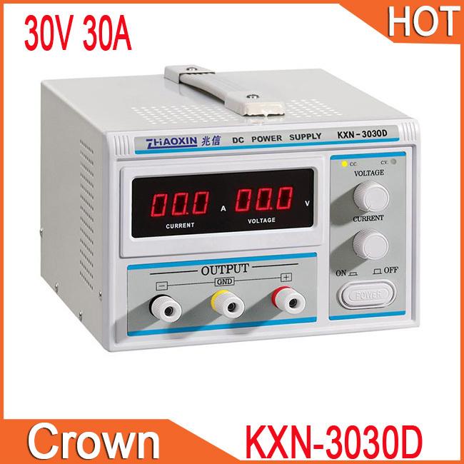 Импульсный блок питания Zhaoxin 3030D 0/30v 0/30 KXN-3030D импульсный источник питания zhaoxin em trust rxn 303d 30v 3a