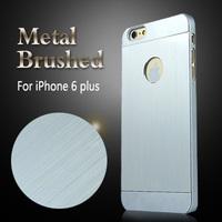 Aluminum Case for iphone 6 Plus,Luxury Hard Metal + PC Phone Back Cover for iphone 6 Plus for iphone6 5.5 inch,For i phone 6 5.5