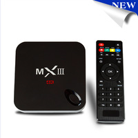 Amlogic Quad Core 2.0GHz MINI PC 4K Video MXIII S802 Android 4.4 Miracast DLAN 2G 8G TV Box 802.11a/b/g/n dual band wifi MX III