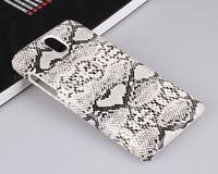 Snake Skin Design Hard Case Cover for HTC Desire 610 Case