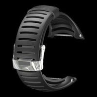 Brand New! Suunto Core Light Black Elastomer Sports Watch Strap SS013337000