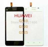 Free shipping Original digitizer touch Screen For Huawei G510 / G520 / G525 Black & White
