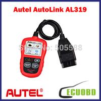 2014 Professional Auto Diagnostic Scan tool Autel AutoLink AL319 Next Generation OBD II/EOBD Code Reader Update online