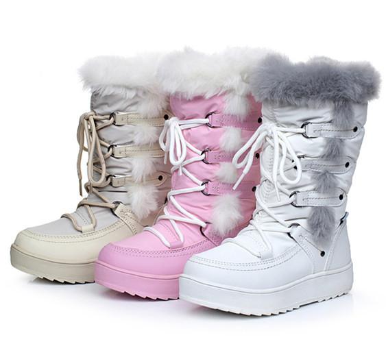 Girl Fashion Winter Boots | Homewood Mountain Ski Resort