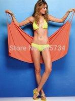 Free ship 2014 sexy skirt V neck skirts for girls beach simple mini skirt bath towel candy color skirt 2 pcs/lot