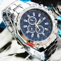 Watch Men High Quality Analog Quartz Luxury Brand 2014 New Fashion Casual Wristwatch Digital Relogio Masculino Free Shipping