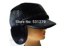 2xantumn and winter old cowhide genuineinter hat ear protection imitation fur seals sea lions fur hat RUH1008