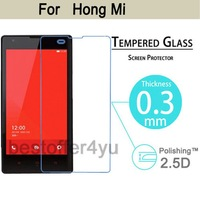 Explosion-proof Anti Shatter Premium Tempered Glass Screen Protector Cover Guard For Xiaomi Red Rice Hongmi 1S Redmi