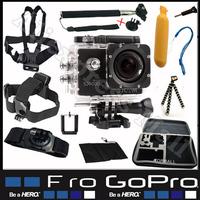Gopro Sj5000 Original WiFi SJ4000 Action Camera Diving 30M Waterproof Camera 1080P FHD Sport Camera 12MP Car DVRs Hero3 Style