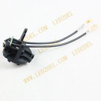 HID Xenon kit Bulbs Holder H7 Adapters for VW Tiguan/Golf 6/Golf 7/Scirocco/Sharan/Touran  Free shipping!