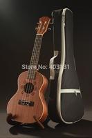 New Brand IUKU UK-24 Ukulele 23inch Acoustic Guitars Ukelele Free Shipping with Bag