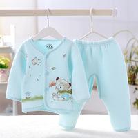 2014 Autumu Winter New Children's Clothing Newborn Child Underwear Infants And Young Children / Baby Thermal Underwear