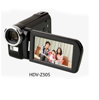 "Ordro 1080P HD Digital Video camera 14MP COMS Sensor 3"" Touch Screen 10X Digital zoom 5X Optical zoom DV Camcorder HDV-Z50S"