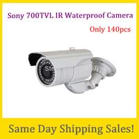700TVL IR Waterproof CCTV Camera 1/3 SONY 811+ NEXTCHIP NVP2090 DSP 4-9mm lens,48IR with OSD cable