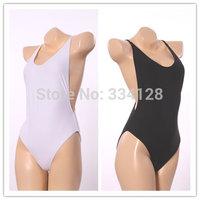 New Arrival White One Piece Backless Swimwear Sexy Bandage high cut one piece swimsuit Women Bathing suits Beach Wear Monokini