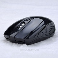 2.4GHz High Quality Wireless Optical Mouse/Mice + USB 2.0 Receiver for PC Laptop Free shipping FMHM365#S5
