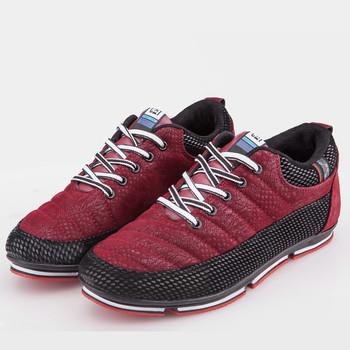 Популярное 2014 осень новый мужчины кроссовки марка дизайн кроссовки спортивная обувь высокое качество мода обувь для мужчин