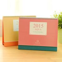 New 2015 calendar / desktop program book / 2015 calendar   3816   0.33kg