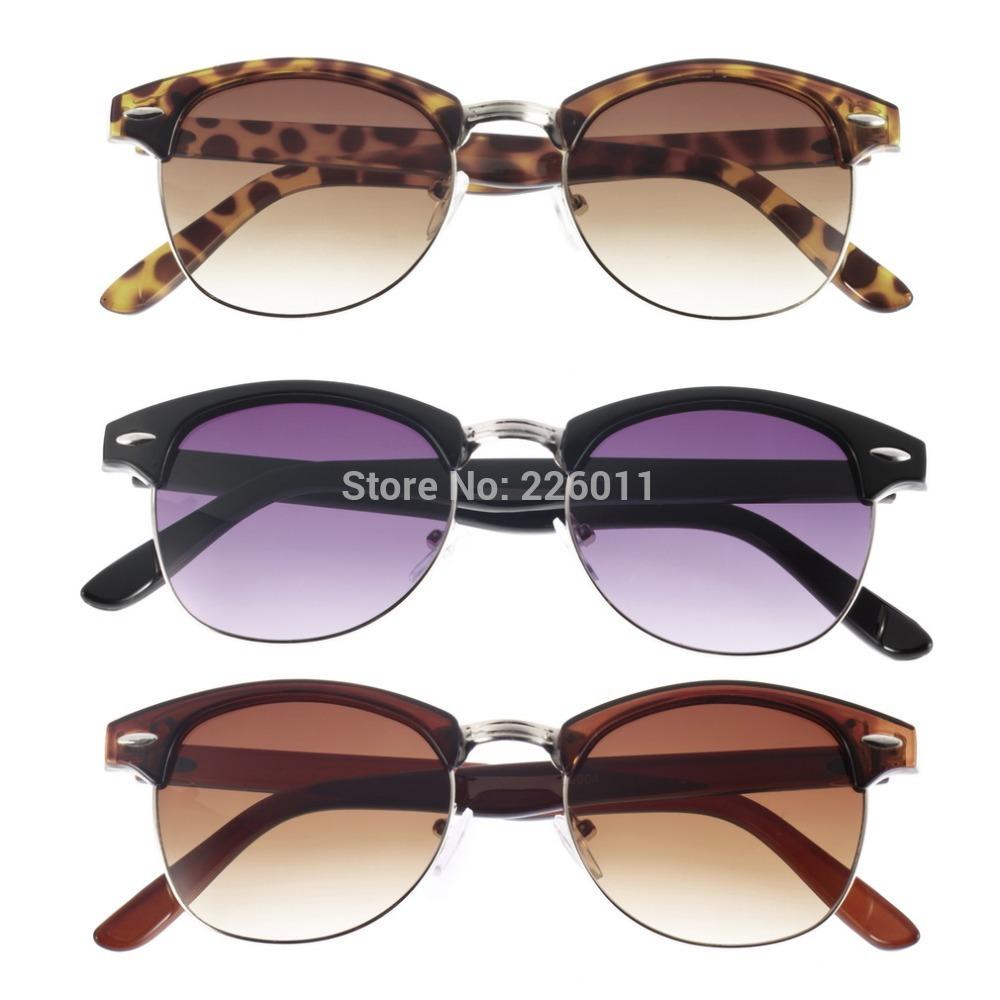 Модные очки зеркальные