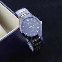 Business Diamond Brand Watch Men Quartz Fashion tungsten steel Watch Business Casual Watches Men Watches