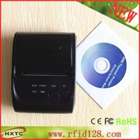 Free Shipping USB Portable Wireless POS Printer/ BluetoothThermal Receipt Printer  Supp IOS System For Restaurant Lottery Mobile