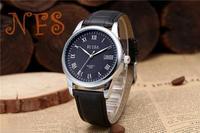 Men fashion Brand Watches Tungsten Steel boys Wristwatches Analog Quartz Man Fashion Clock Men's Watch