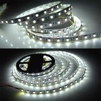 LED strip light ribbon single color 5 meters 300LED christmas strip Lamp SMD 5050 Waterproof 12V White/Warm White SV18 SV009333