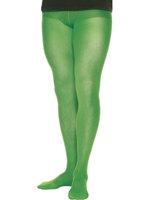 Free Shipping Men's Green Tights Pantyhose Hosiery Men Fancy Dress Stockings Socks