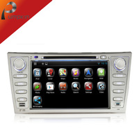 For Toyota Camry Aurion 2007-2011 Car DVD Player,2 Din Android 4.2 GPS Navigation 3G Wifi Radio Audio DVD Automotivo Car Styling